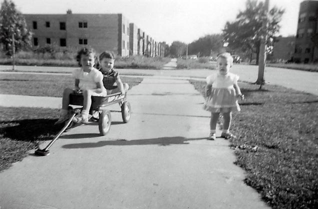 gail and wagon