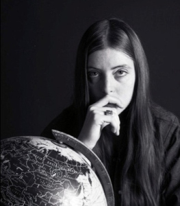 Gail Mooney as a student at Brooks Institute © Chad Weckler