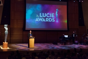2013 Lucie Awards, Carnegie Hall ©Thomas Kelly