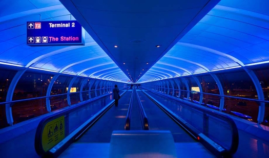 Manchester Airport, Manchester, England