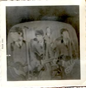 Beatles on Ed Sullivan Show - February 9, 1964