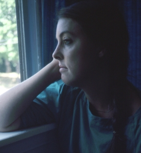 Gail in Window1983