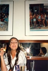 Gail Mooney - early 1980