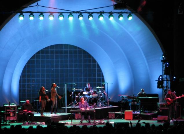 Jackson Browne in concert